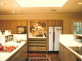 1987 finished kitchen
