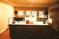 Dallas custom kitchen cabinets built off site to fit