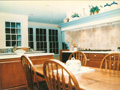 1994 Houston River Oaks kitchen RESTORED and JOB BUILD cabinets
