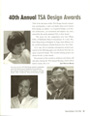 Design awards for state of Texas in 1993