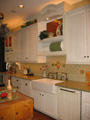 Houston Memorial kitchen cabinets