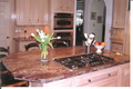 Houston Memorial kitchen new granite top