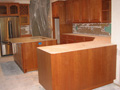 Houston Twin Lakes kitchen before granite
