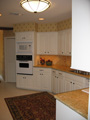 Houston Memorial kitchen new granite countertops