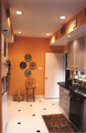 Houston Gallerial kitchen