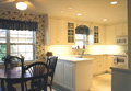 Houston kitchen WOODMODE BROOKHAVEN cabinets